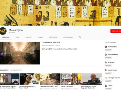 Museo_Egizio_YouTube